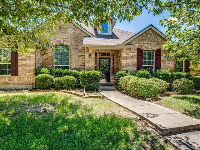 1604 Harvest Glen Drive, Allen, TX 75002 (MLS #14396972) :: Frankie Arthur Real Estate