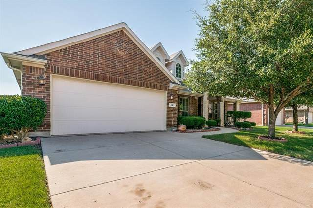 425 Running Water Trail, Fort Worth, TX 76131 (MLS #14396996) :: The Heyl Group at Keller Williams
