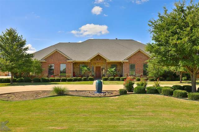 133 Iron Eagle Road, Abilene, TX 79602 (MLS #14397033) :: Potts Realty Group