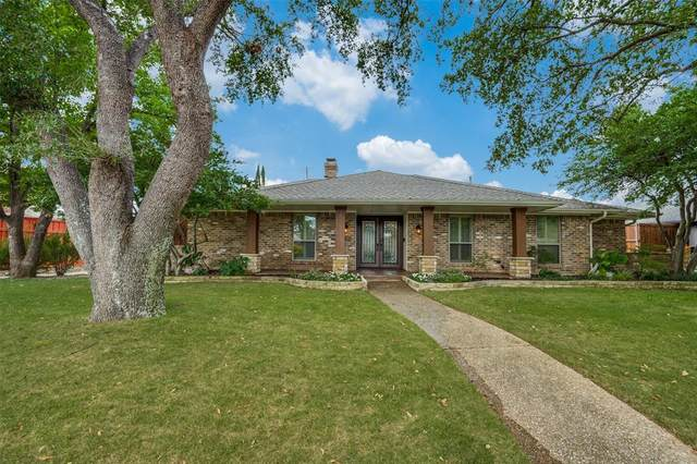6603 Fernshaw Drive, Dallas, TX 75248 (MLS #14397053) :: Maegan Brest   Keller Williams Realty