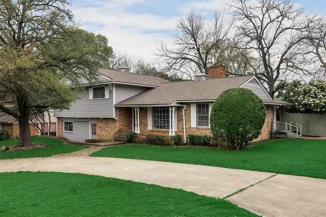 1504 Kingswood Drive, Cedar Hill, TX 75104 (MLS #14397118) :: The Heyl Group at Keller Williams