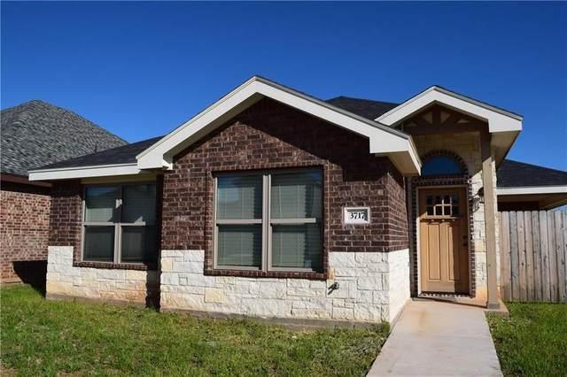 3717 Kallies Cove, Abilene, TX 79606 (MLS #14397218) :: The Heyl Group at Keller Williams