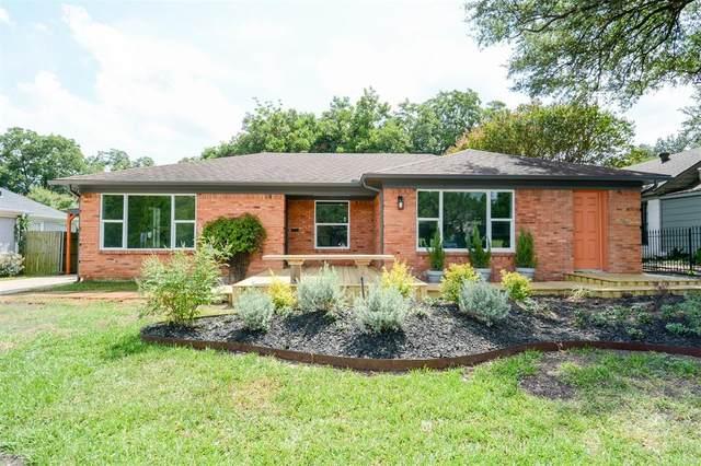 639 N Buckner Boulevard, Dallas, TX 75218 (MLS #14397227) :: Real Estate By Design