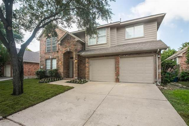 3009 Chukar Drive, Mckinney, TX 75072 (MLS #14397250) :: The Heyl Group at Keller Williams