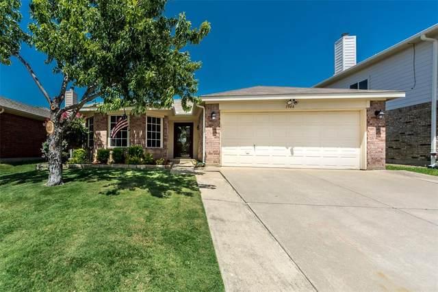 1566 Laurel Hall Lane, Little Elm, TX 75068 (MLS #14397294) :: The Rhodes Team