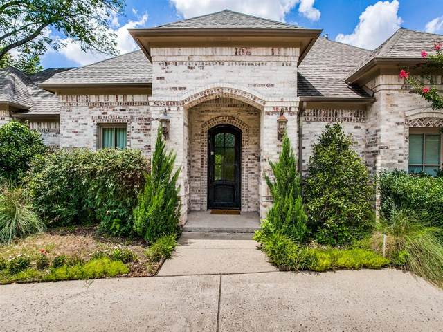 8401 Bluebonnet Road, Dallas, TX 75209 (MLS #14397308) :: Frankie Arthur Real Estate