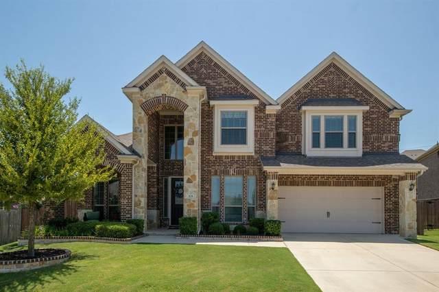 626 Newchester Drive, Roanoke, TX 76262 (MLS #14397335) :: The Kimberly Davis Group
