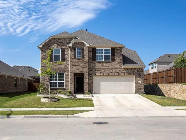 1025 Pinnacle Ridge Road, Fort Worth, TX 76052 (MLS #14397381) :: The Heyl Group at Keller Williams