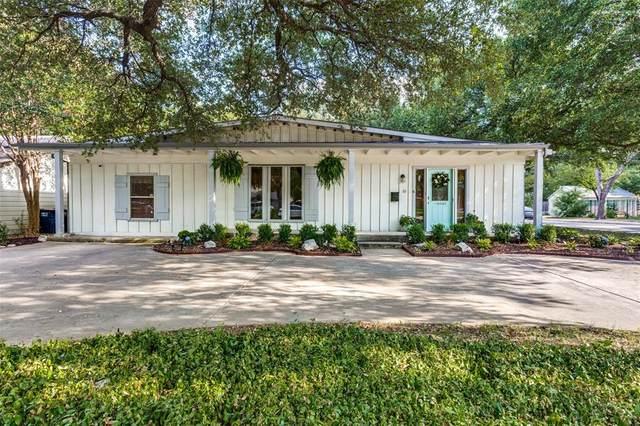 6345 Darwood Avenue, Fort Worth, TX 76116 (MLS #14397430) :: Frankie Arthur Real Estate