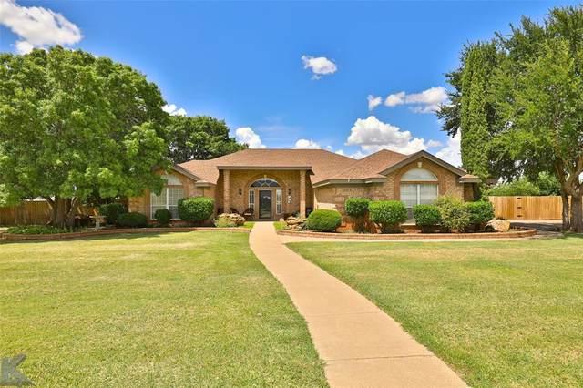 254 Mariah, Abilene, TX 79602 (MLS #14397477) :: Potts Realty Group