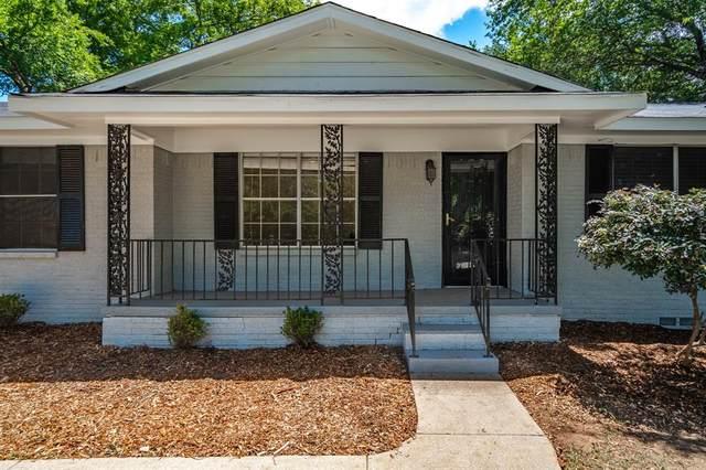 203 S Main Street, Edgewood, TX 75117 (MLS #14397501) :: All Cities USA Realty