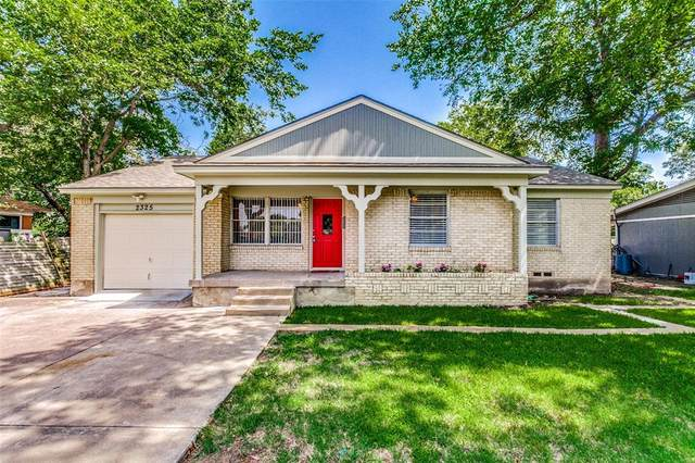 2325 Hartline Drive, Dallas, TX 75228 (MLS #14397502) :: The Heyl Group at Keller Williams