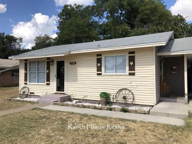 1508 Reynolds, Goldthwaite, TX 76844 (MLS #14397524) :: The Good Home Team