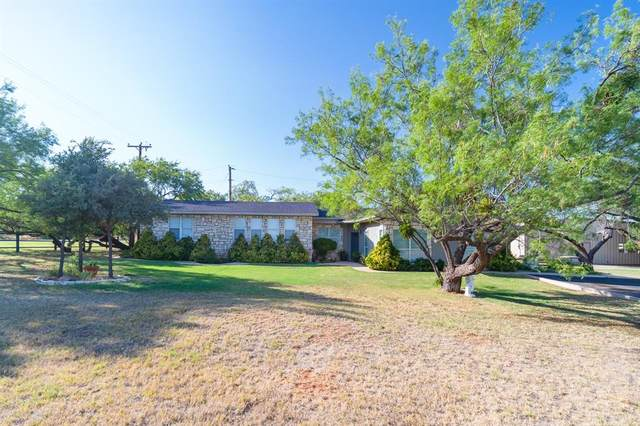 2489 Fm 419 S, Sweetwater, TX 79556 (MLS #14397621) :: The Heyl Group at Keller Williams