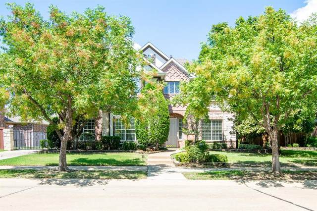 2711 Sir Bedivere Lane, Lewisville, TX 75056 (MLS #14397651) :: The Rhodes Team