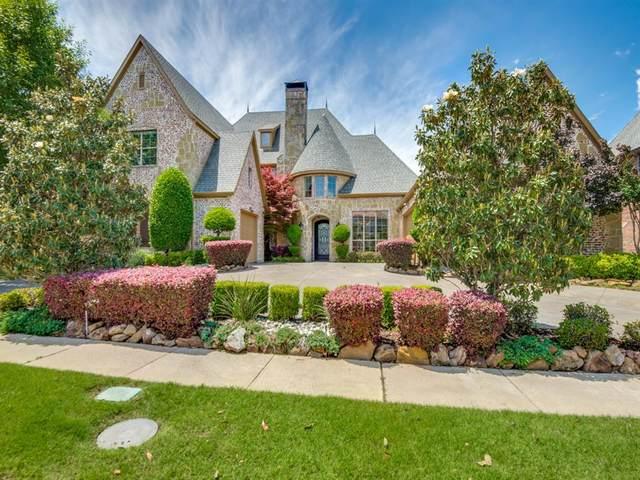 1725 Hilton Head Lane, Frisco, TX 75034 (MLS #14397686) :: Trinity Premier Properties