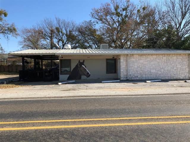 209 S Washington Street, Pilot Point, TX 76258 (MLS #14397694) :: The Tierny Jordan Network
