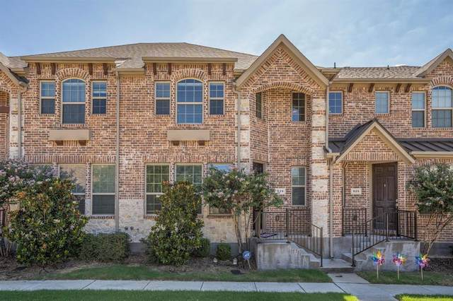 929 Shelby Lane, Lewisville, TX 75056 (MLS #14397699) :: The Rhodes Team