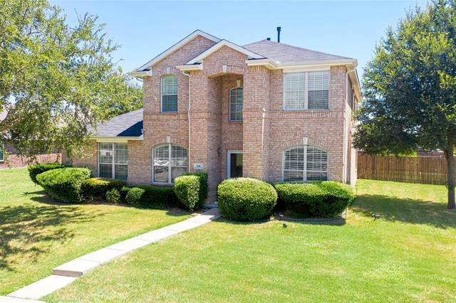 816 Montrose Trail, Desoto, TX 75115 (MLS #14397725) :: North Texas Team | RE/MAX Lifestyle Property