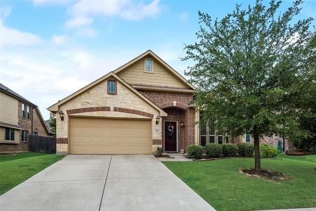 312 Acklington Drive, Anna, TX 75409 (MLS #14397767) :: The Heyl Group at Keller Williams