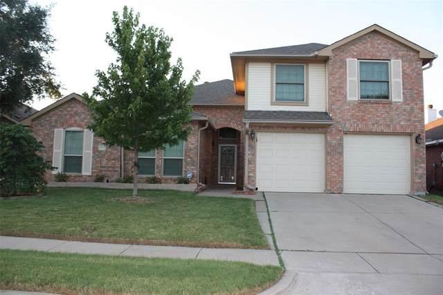 5157 Chessie Circle, Haltom City, TX 76137 (MLS #14397773) :: The Chad Smith Team