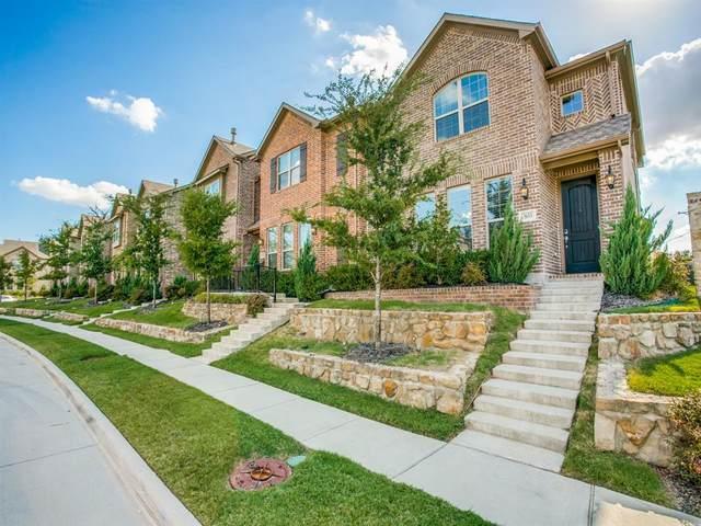 3653 Fuchsia Drive, Carrollton, TX 75007 (MLS #14397799) :: The Heyl Group at Keller Williams