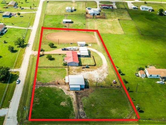 294 Private Road 4433, Rhome, TX 76078 (MLS #14397812) :: The Heyl Group at Keller Williams