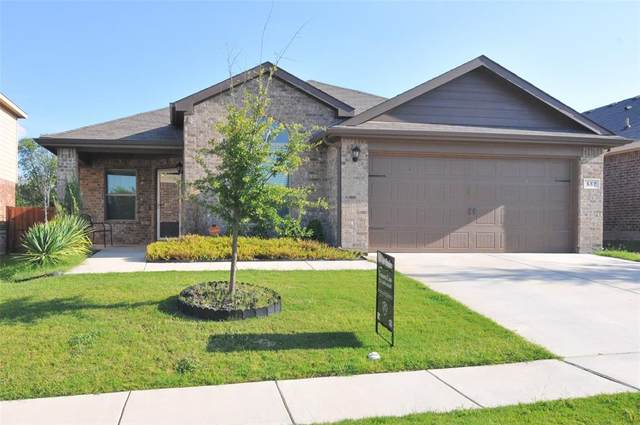 657 Creekview Drive, Azle, TX 76020 (MLS #14397845) :: The Mitchell Group