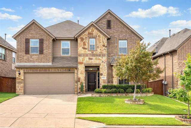 3612 Saratoga Downs Way, Fort Worth, TX 76244 (MLS #14397881) :: The Heyl Group at Keller Williams
