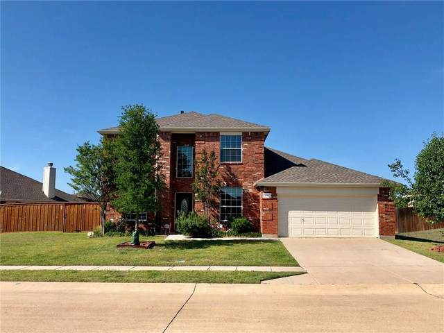 410 Tarpan Trail, Celina, TX 75009 (MLS #14397886) :: The Kimberly Davis Group