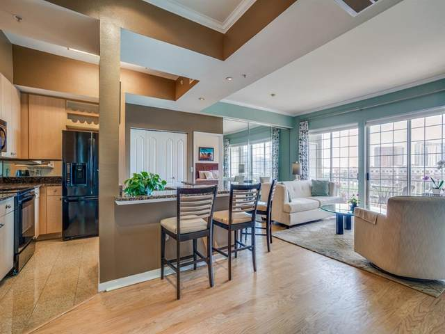 3225 Turtle Creek Boulevard #1102, Dallas, TX 75219 (MLS #14397935) :: Results Property Group