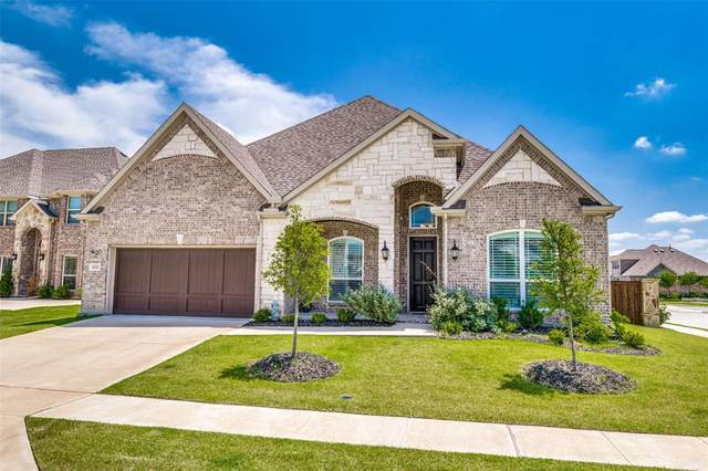 4312 Mineral Creek Trail, Celina, TX 75078 (MLS #14397936) :: Real Estate By Design