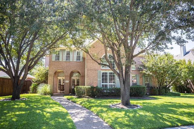 215 Driftwood Drive, Coppell, TX 75019 (MLS #14397955) :: The Star Team | JP & Associates Realtors