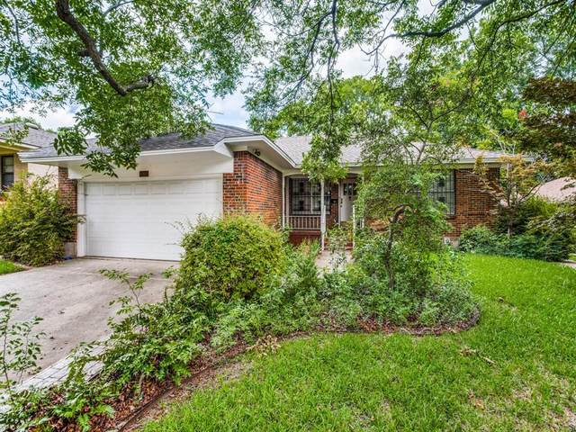 8951 Rosecliff Drive, Dallas, TX 75217 (MLS #14398007) :: The Heyl Group at Keller Williams