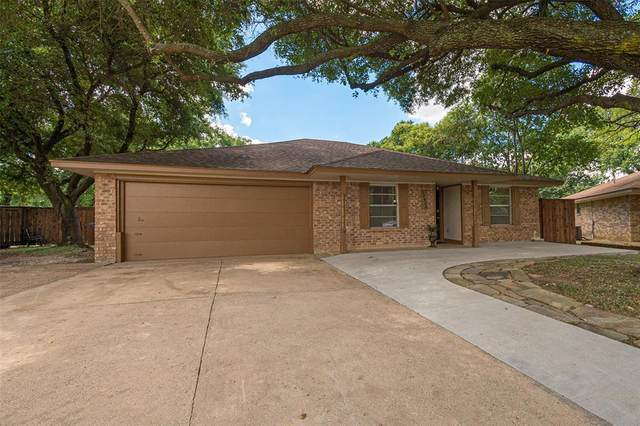 12432 Tulip Drive, Balch Springs, TX 75180 (MLS #14398017) :: The Heyl Group at Keller Williams