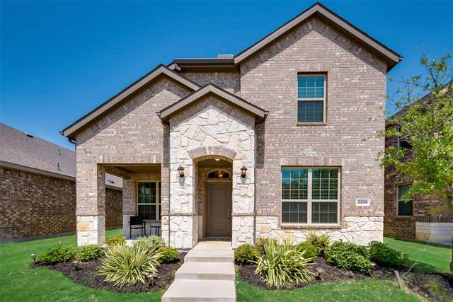 2208 Barx Drive, Little Elm, TX 75068 (MLS #14398083) :: The Heyl Group at Keller Williams