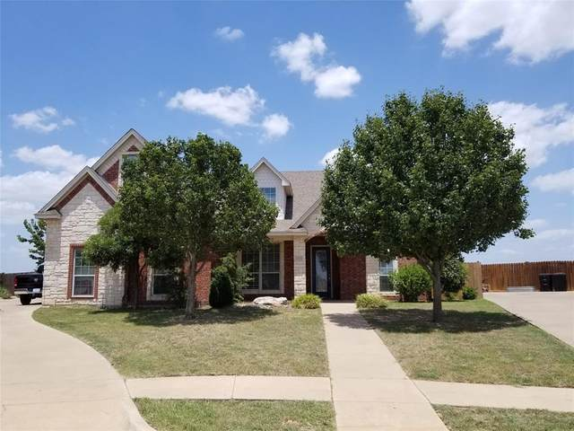2005 Natchez Court, Cleburne, TX 76033 (MLS #14398110) :: EXIT Realty Elite