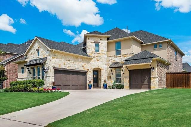 11018 Longleaf Lane, Flower Mound, TX 76226 (MLS #14398129) :: The Heyl Group at Keller Williams