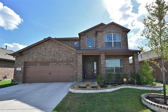 2509 Sunburst Drive, Glenn Heights, TX 75154 (MLS #14398202) :: The Heyl Group at Keller Williams