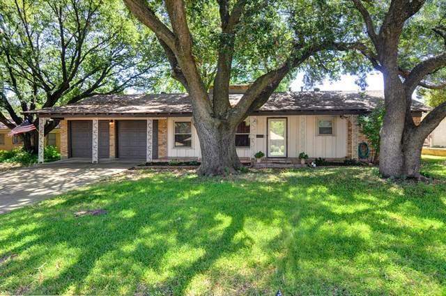 5617 Whitman Avenue, Fort Worth, TX 76133 (MLS #14398240) :: Frankie Arthur Real Estate