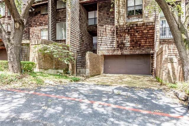 7418 Fair Oaks Avenue J, Dallas, TX 75231 (MLS #14398256) :: EXIT Realty Elite