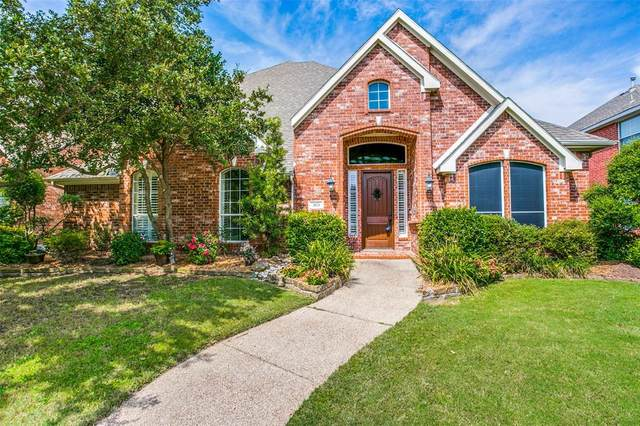 505 Pedmore Drive, Coppell, TX 75019 (MLS #14398324) :: The Heyl Group at Keller Williams