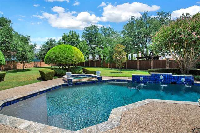 5201 Windjammer Road, Plano, TX 75093 (MLS #14398328) :: Hargrove Realty Group