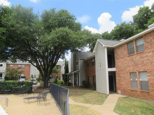 3849 Evergreen Street #123, Irving, TX 75061 (MLS #14398338) :: North Texas Team | RE/MAX Lifestyle Property