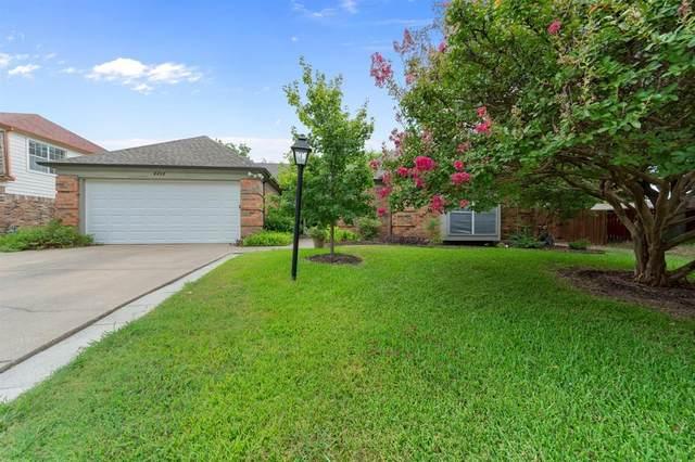 4458 Cabot Drive, Grand Prairie, TX 75052 (MLS #14398386) :: The Heyl Group at Keller Williams