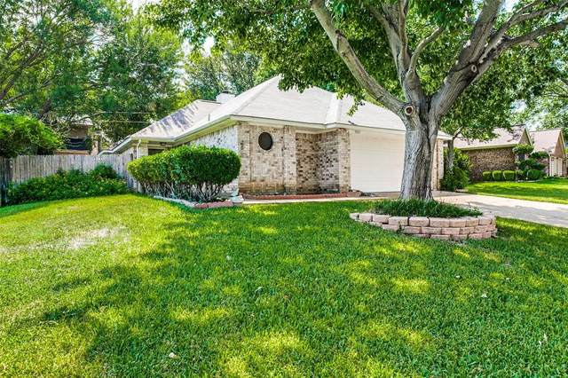 5927 Wind Drift Trail, Arlington, TX 76017 (MLS #14398406) :: The Mauelshagen Group