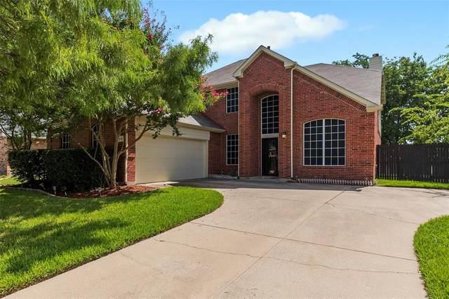 416 Leameadow Drive, Allen, TX 75002 (MLS #14398409) :: The Rhodes Team