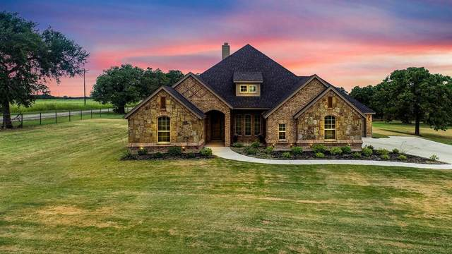 101 Lazy Creek Crossing, Brock, TX 76087 (MLS #14398422) :: Maegan Brest | Keller Williams Realty