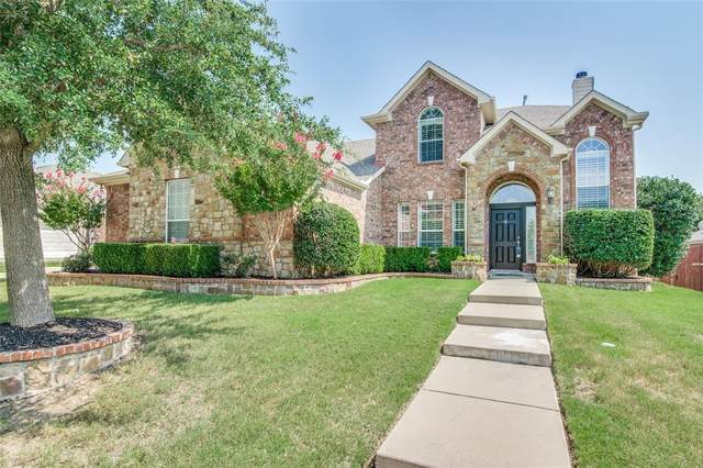 1220 Millers Creek Drive, Prosper, TX 75078 (MLS #14398497) :: The Heyl Group at Keller Williams