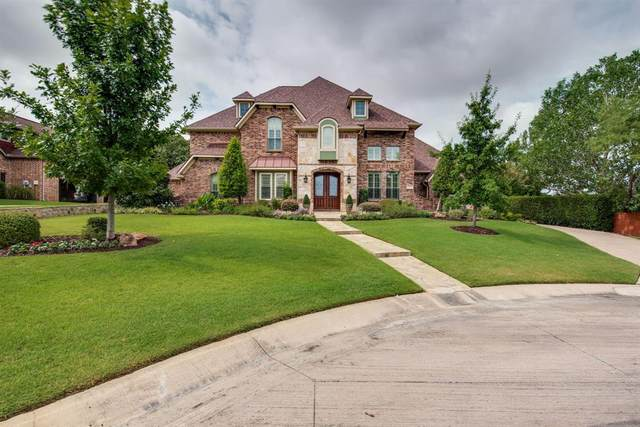 707 Ashley Court, Highland Village, TX 75077 (MLS #14398519) :: The Heyl Group at Keller Williams